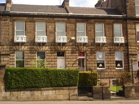 Bed and Breakfast Edinburgh Airlie Guest House