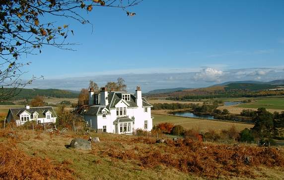 Bed and Breakfast Grantown-on-Spey Auchendean Lodge