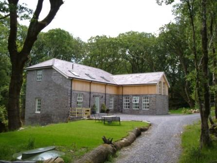 Bed and Breakfast Bethesda Galedffrwd Mill B and B