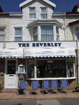 Bed and Breakfast Blackpool The Beverley Hotel
