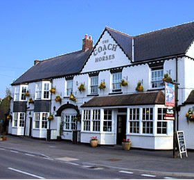 Bed and Breakfast Winterbourne Abbas The Coach and Horses