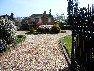 Bed and Breakfast West Byfleet Evancourt Apartment