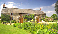 Middle Upcott Farm is one of our dog friendly hotels