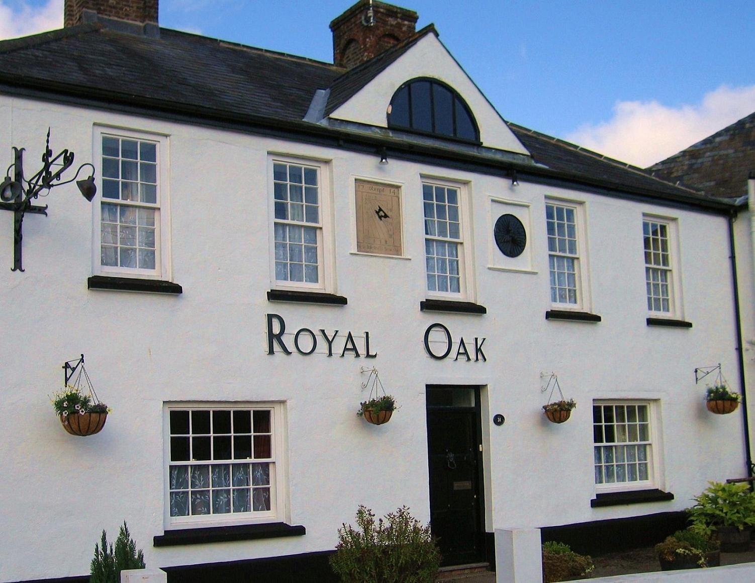 Royal Oak House B and B Okehampton