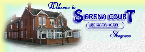 Bed and Breakfast Skegness Serena Court Hotel