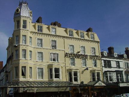 Bed and Breakfast Llandudno The Alexandra hotel