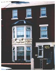 Bed and Breakfast Blackpool Argyll Hotel