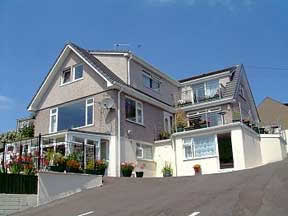 Bed and Breakfast Mevagissey Bacchus