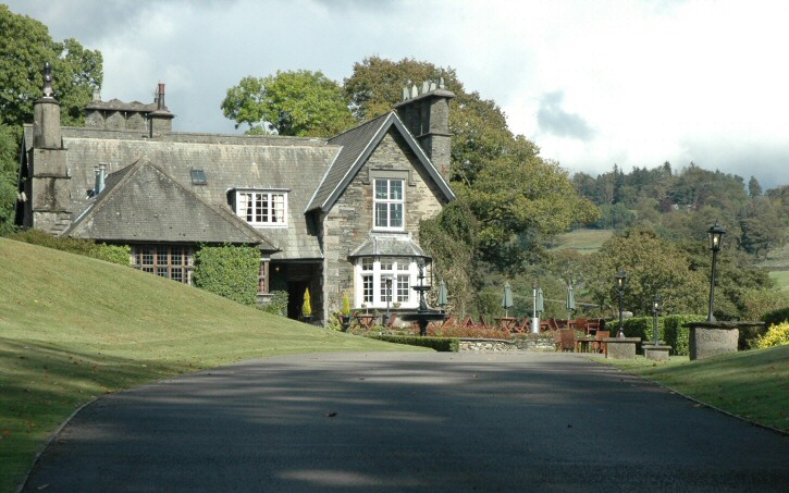 Bed and Breakfast Windermere Broadoaks Country House
