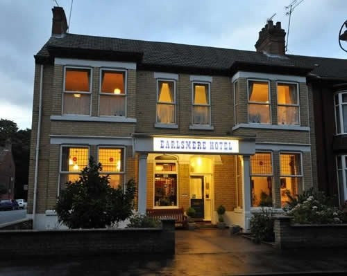 Bed and Breakfast Hull THE EARLSMERE HOTEL