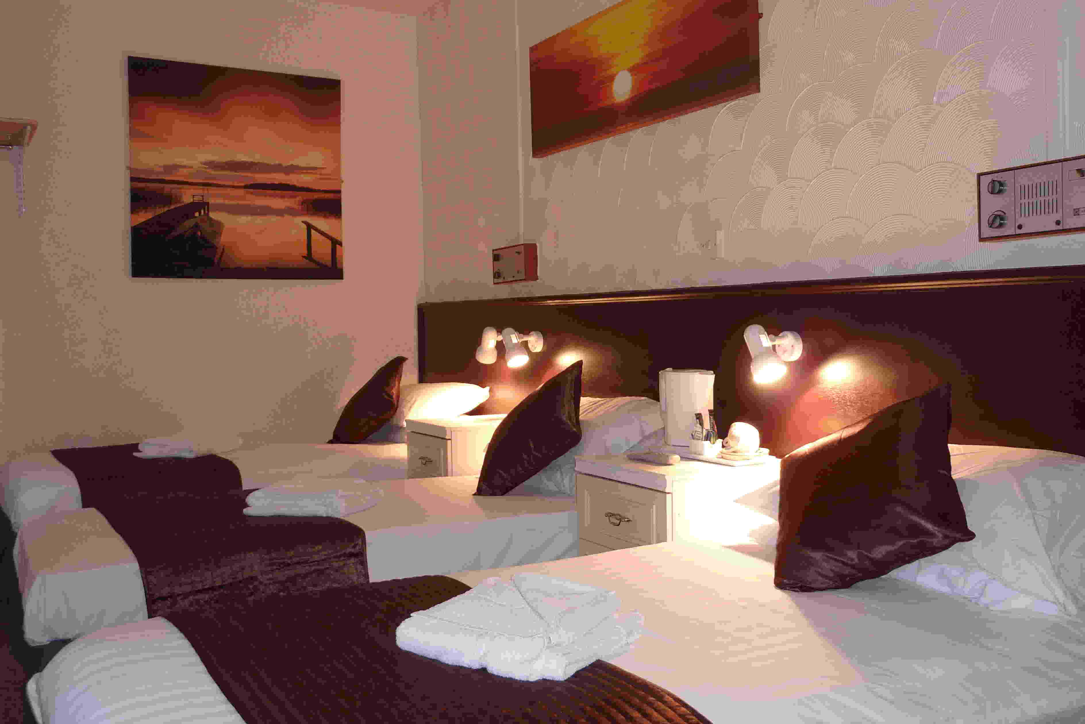 Bed and Breakfast Blackpool Helmshore Hotel