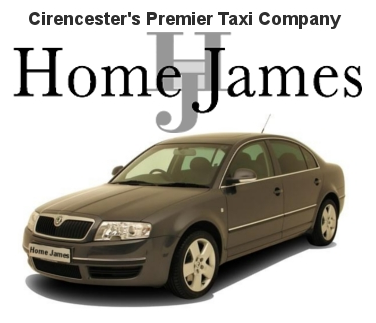 Home James Taxis Cirencester