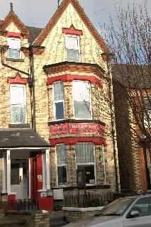Bed and Breakfast Bridlington Kilburn Guest House