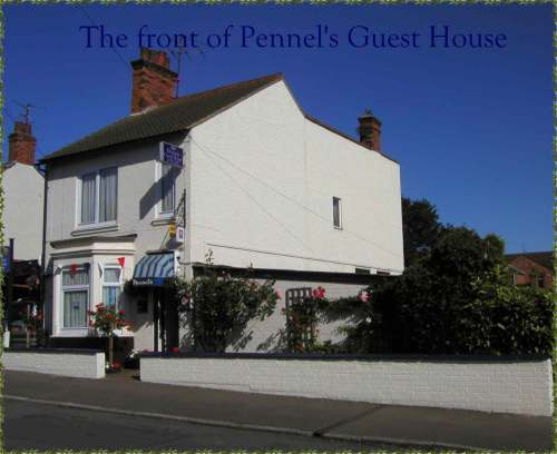 pennels ghuest house