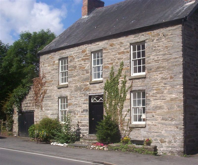 Bed and Breakfast Machynlleth Plas Mawr Bed and Breakfast