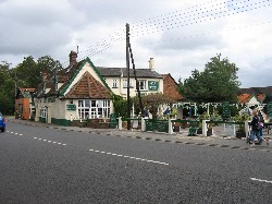 Ye Olde Coach and Horses Inn is listed as things to do in Woodbridge
